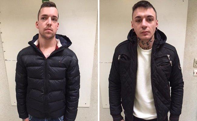 Die Polizei sucht nach weiteren Opfern der beiden Männer.