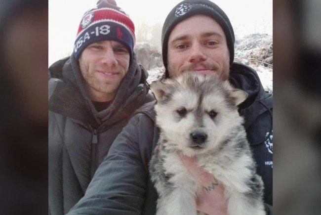Der Olympia-Athlet rettete 90 Hunde vor dem Tod.