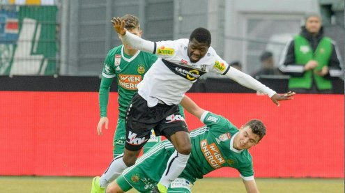 Rapid Wien konnte nicht gegen Altach siegen: Match endete 0:0