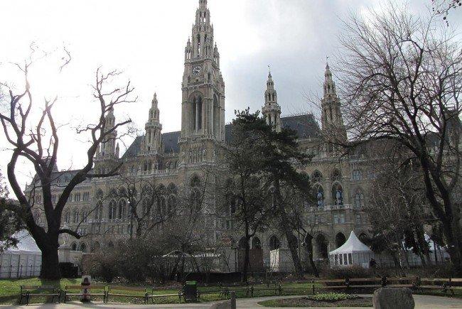 Der Rathausplatz in Wien soll mit Sicherheitspollern geschützt werden.