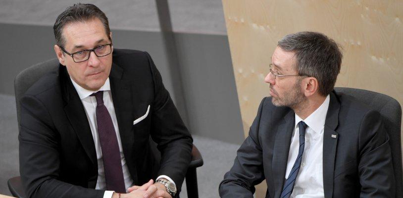 """Bericht: Gefundene """"Wanze"""" in Straches Büro war in Wirklichkeit alter Lautsprecher"""