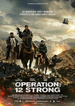 Operation: 12 Strong – Trailer und Kritik zum Film