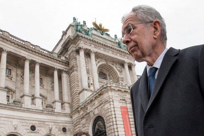 Bundespräsident Van der Bellen musste seinen ursprünglichen Besuchstermin in Liechtenstein verschieben.