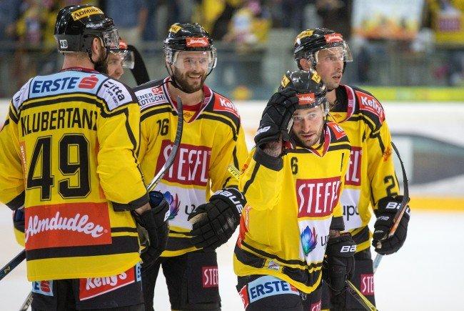 Die Vienna Capitals zählen zu den Favoriten im EBEL_Play-off.