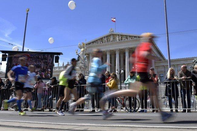 Beim Vienna City Marathon 2018 wird auch der Weltrekordhalter nawesend sein.