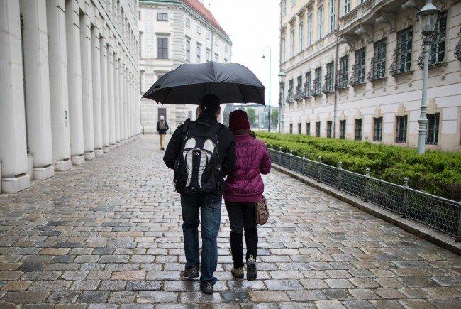 Der Frühling lässt sich nächsten Woche in Wien noch nicht blicken.