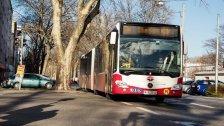 Drogendealer in Bus beobachtet: Festnahme