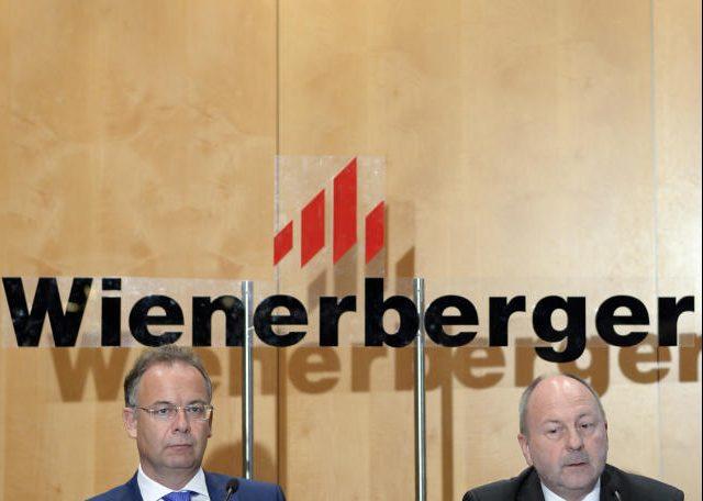 Wienerberger ziehen 2020 in eine neues Hauptquartier.