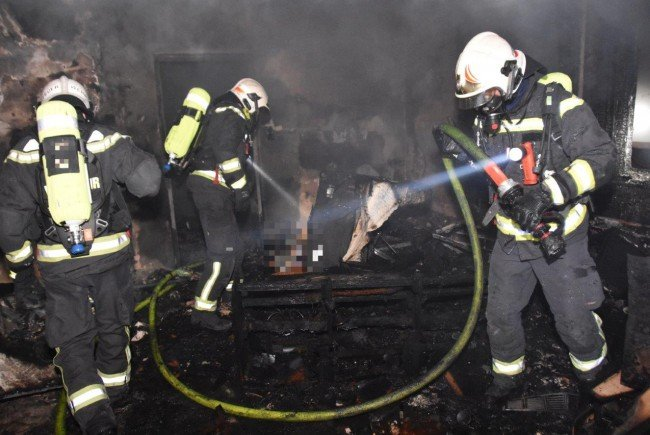 Eine Person kam bei der Explosion in Wien-Meidling ums Leben.