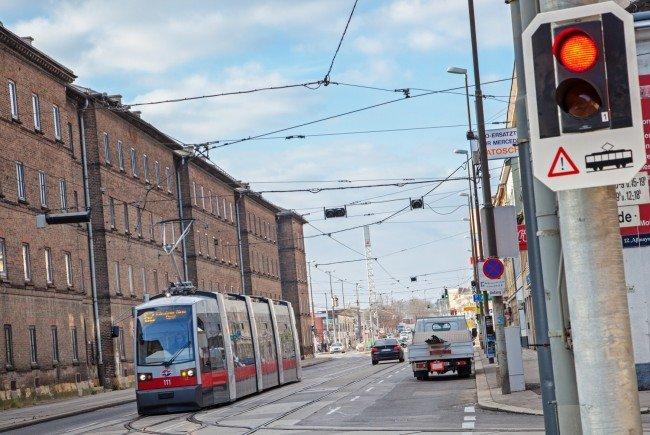 Ein Gleisschaden sorgt für Störungen bei den öffentlichen Verkehrsmitteln.