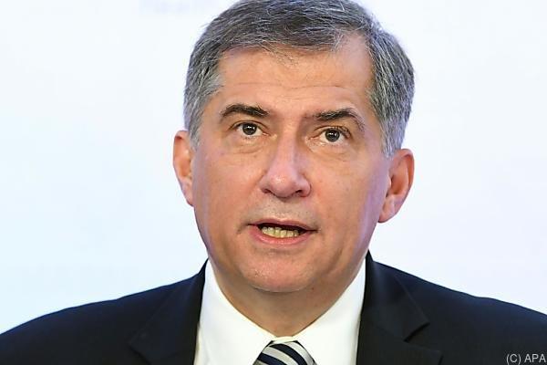 Vamed-Vorstandsvorsitzender Ernst Wastler