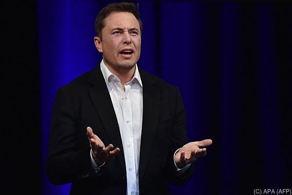 """Musk: """"Menschen sind unterbewertet"""""""