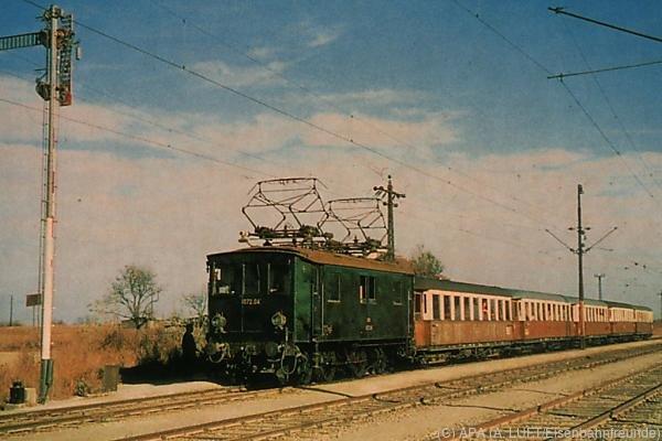 Pressburgerbahn nahm 1914 den Betrieb auf