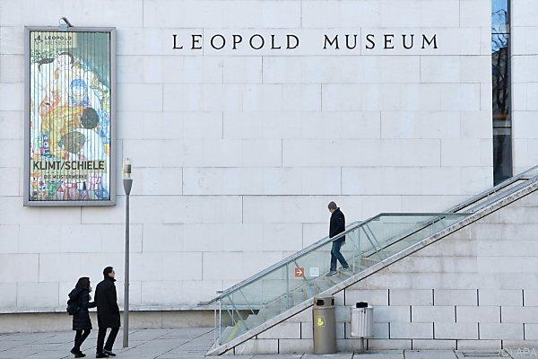 "Lesung am 19. April im Leopold Museum widmet sich ""Alterität"""