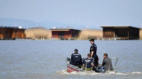 Suche nach Frauenleiche im Neusiedler See wird fortgesetzt