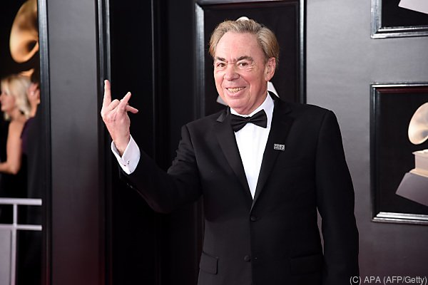Lloyd Webber hat schon sieben Tony Awards gewonnen