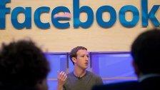 """Facebook: """"Fortschritte"""" im Extremismus-Kampf"""