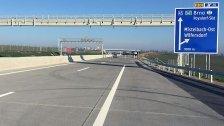 Bau der A5 im Weinviertel endlich fertiggestellt