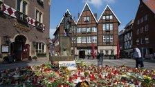 Opfer der Amokfahrt von Münster gestorben