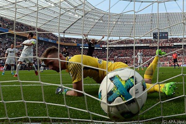Kantersieg von Leverkusen im Kampf um Europa