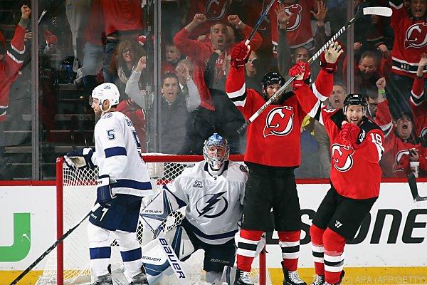 Devils könnten sich in der Serie zurückkämpfen