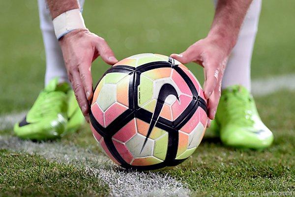 Der Ball fand in Tirol nicht ins Netz