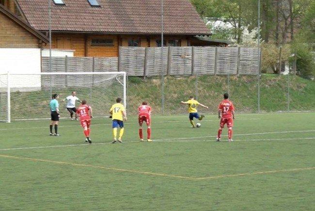 FC Klostertal stürmt an die Tabellenspitze