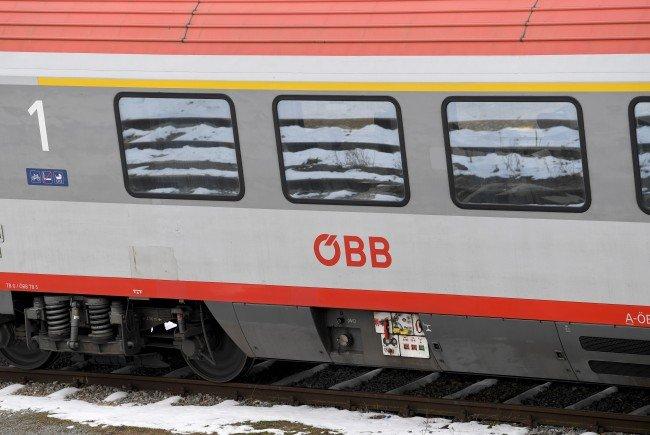 Der Betrieb ist auf der Südbahnstrecke weiterhin nur eingeschränkt möglich.