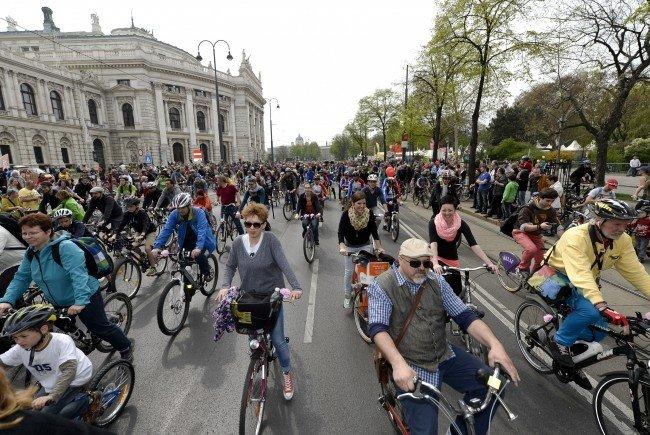 Am Wochenende kommt es auf vielen Straßen Wiens zu Staus und Verzögerungen.