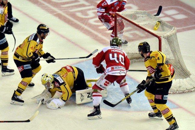 Die Vienna Capitals sind im EBEL-Halbfinale ausgeschieden.