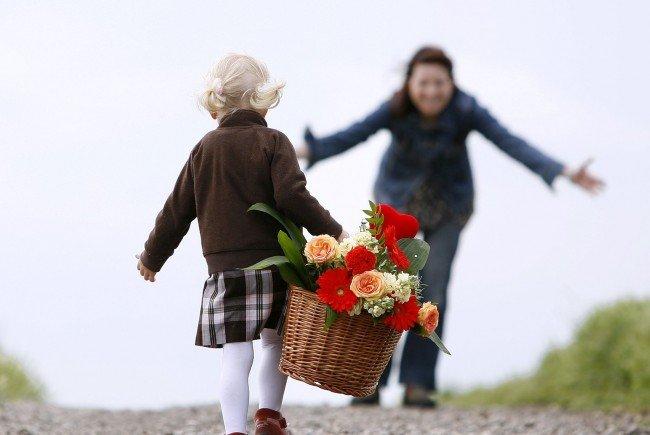 Im Mai steht der Muttertag bei vielen Aktionen im Zentrum.