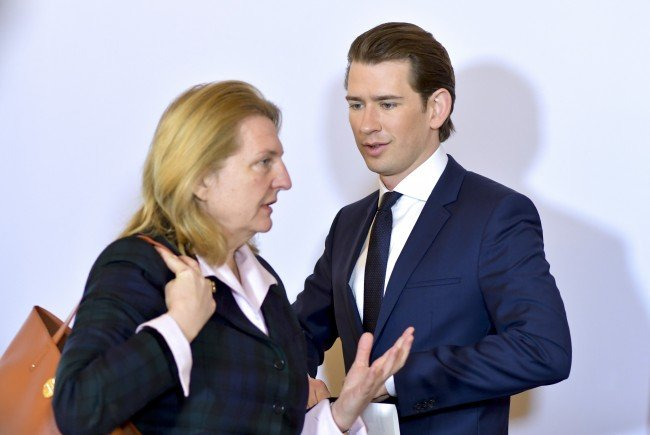 Laut Kneissl könnte Österreich im Syrien Krieg eine Vermittlerrolle einnehmen