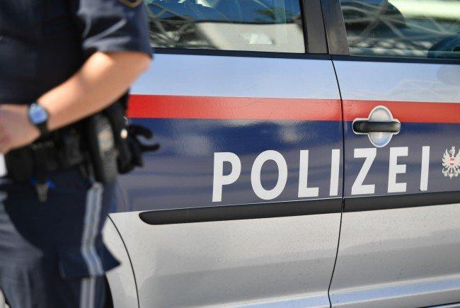 Der betrunkene 23-Jährige fuhr in ein Polizeiauto.
