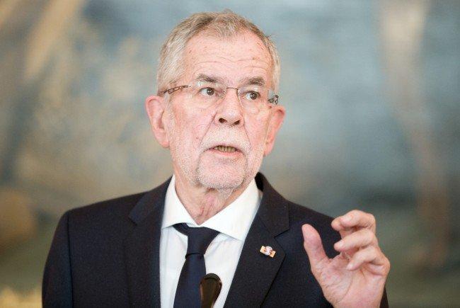 Bundespräsident Van der Bellen reist am Dienstag nach Jordanien
