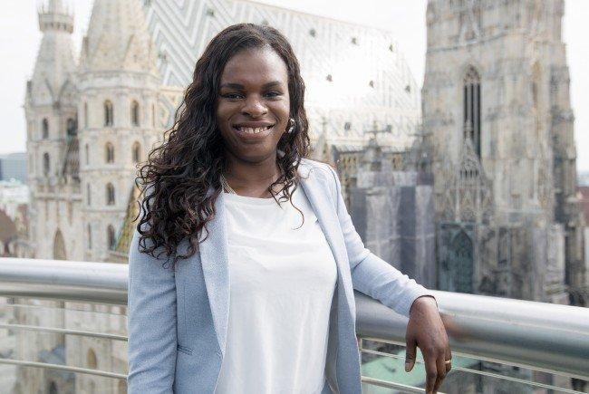 Mireille Ngosso ist die neue Vize-Bezirkschefin der Wiener City.