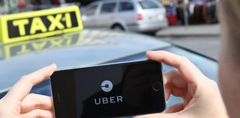 """""""Uber"""" muss Service in Wien einstellen"""