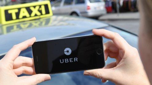 """""""Uber"""" muss Service einstellen"""