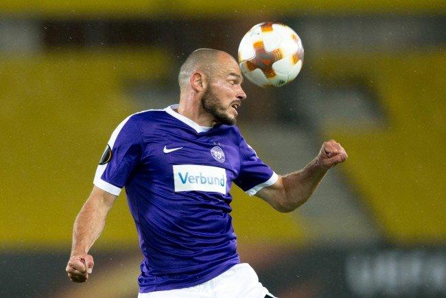 Vertragsauflösung : Heiko Westermann beendet Karriere bei Austria Wien