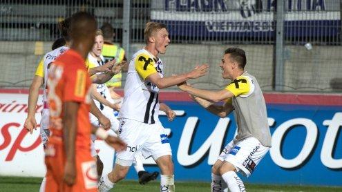 LASK mit 1:0-Sieg über Austria Wien so gut wie fix bei Europacup