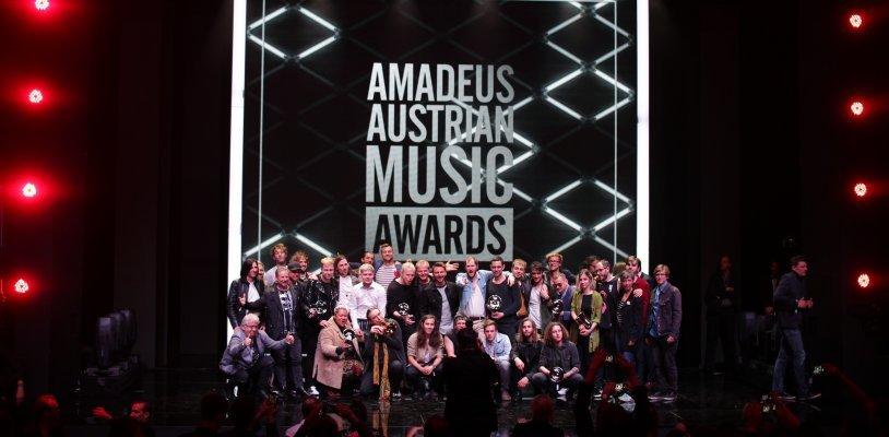 Amadeus Awards in Wien ohne Skandale: Die Gewinner des Abends im Überblick