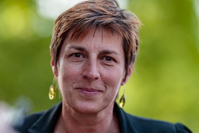 Grünen Spitzenkandidatin Rössler will ihrer Partei den Rücktritt anbieten.