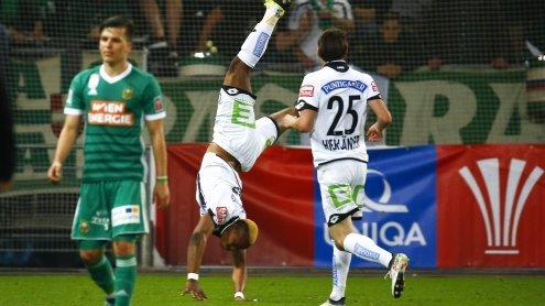 Rapid verlor Halbfinale: Sturm gegen Salzburg im Cup-Endspiel