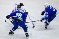 Eishockey-Team gewann WM-Testspiel gegen Slowenien