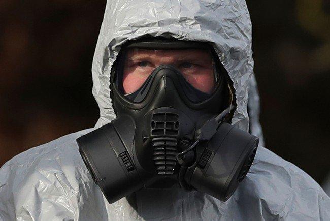 Bei dem mutmaßlichen Chemiewaffenangriff sollen mindestens 40 Menschen getötet worden sein.