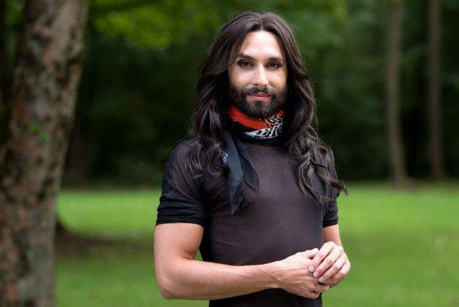 Für ihre HIV-Beichte bekam Conchita Wurst viel Mut zugesprochen.