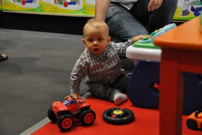 Die BabyExpo findet von 4.-6. Mai in Wien statt.