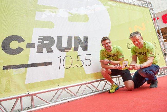 Ein neuer Event für Laufbegeisterte in Wien: Der C-Run 10.55
