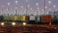 Güterwaggons in OÖ herrenlos unterwegs