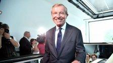 Fulminanter Wahlsieg für ÖVP-LH Wilfried Haslauer