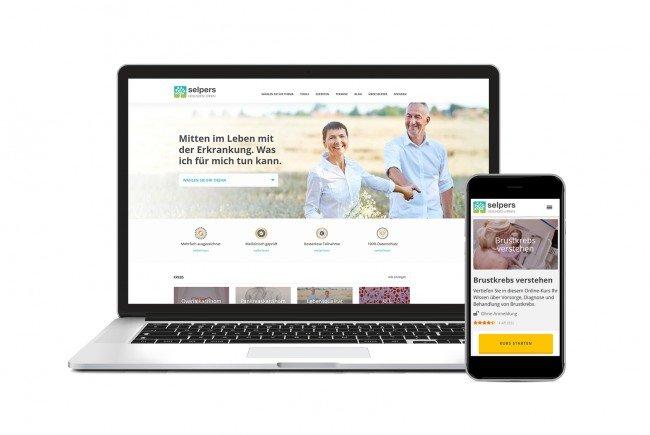 Die Online-Selbsthilfe-Plattform selpers.com bietet kostenlose Kurse für chronisch Kranke